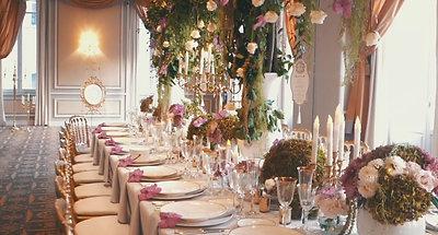 Mariage à l'InterContinental Bordeaux