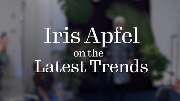 Iris Apfel for FN