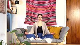 7 min Morning Grounding Meditation