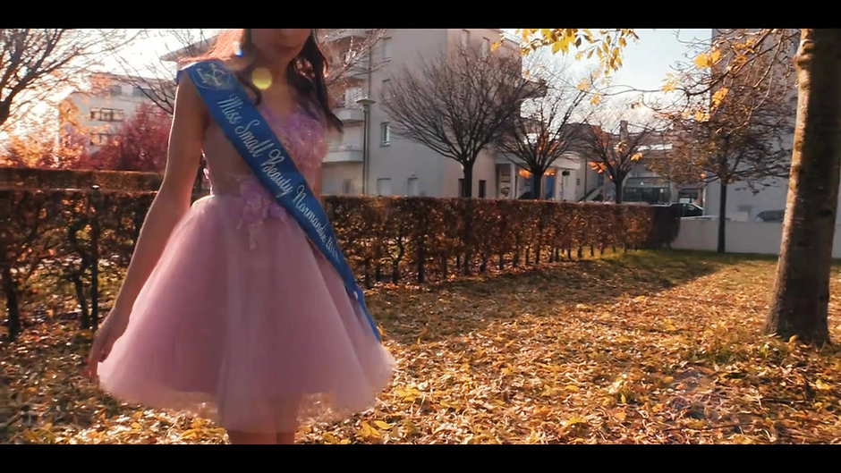 Portrait Miss Small beauty 2019-Lena