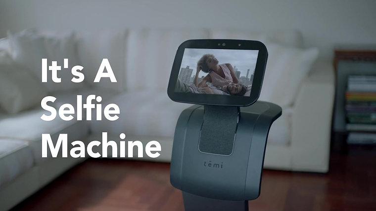 temi - selfie
