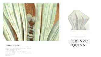 Lorenzo Quinn Sculpture- Center of my universe.