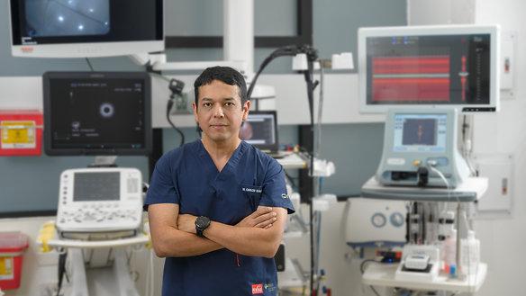 IECED Gastroenterology in Ecuador. Videoendoscopy, Endoscopic Capsule, Echoendoscopy
