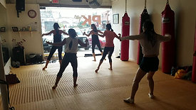 Power Kickboxing CARDIO