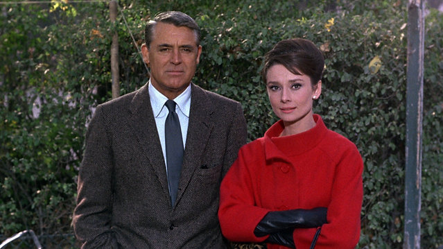 Charada (1963) Película completa en español