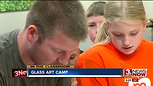 Millard Students get creative and social with art camp