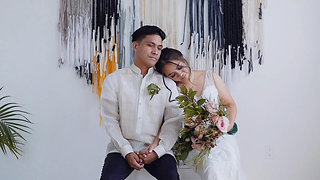 Intimate Filipino Wedding at The Ruby Street, Los Angeles CA