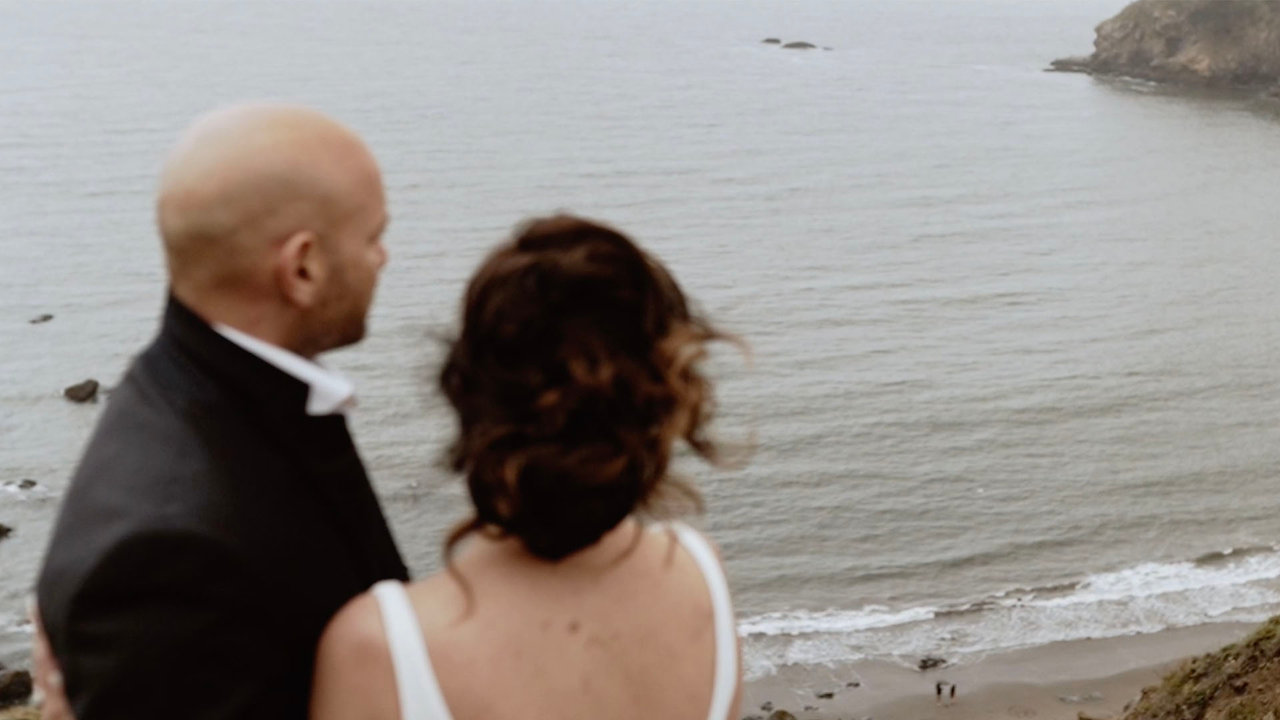 Elopement Wedding Video