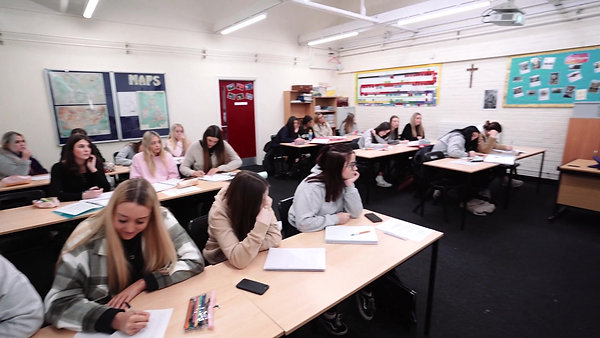 St Bede's Sixth Form College