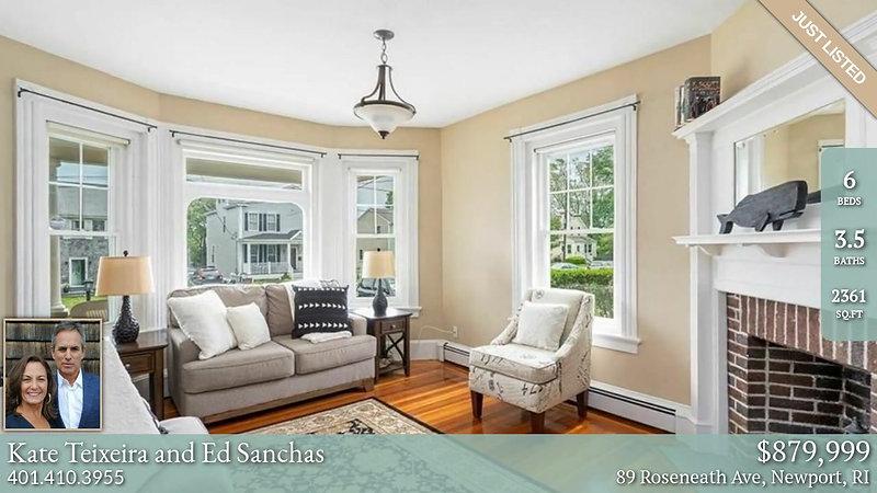 89 Roseneath Avenue Newport, RI