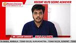 IELTS 7.0 Band Score _ Mr. Sanyam _ Western Overseas