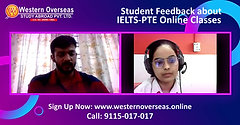 Student Feedback About IELTS-PTE Online Classes
