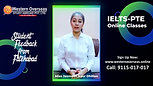 IELTS Online Classes - Student feedback from Fatehabad
