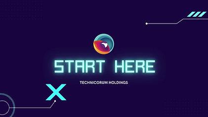 Indigo and Cyan Futuristic Neon E-sports YouTube Intro