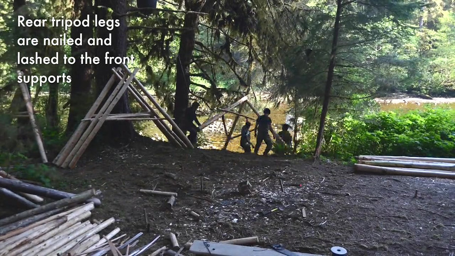 Ancient fish weir technology for modern stewardship: lessons from community-based salmon monitoring