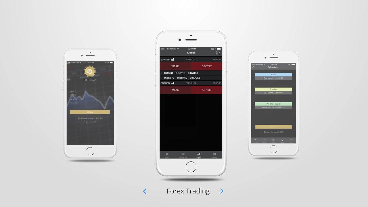 Profit Hunter App