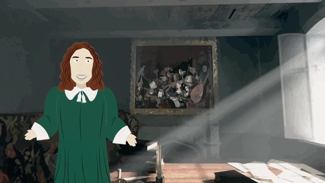 Sir William Paston of Oxnead animation