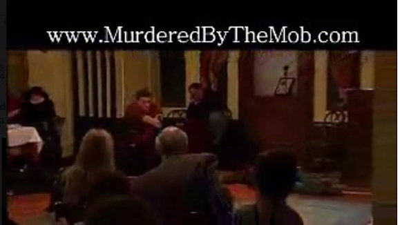 Murdered by The Mob TV Commercial