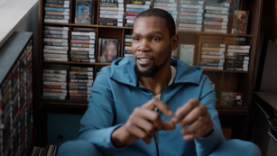 "Nike ""Kevin Durant on 90's Culture"""