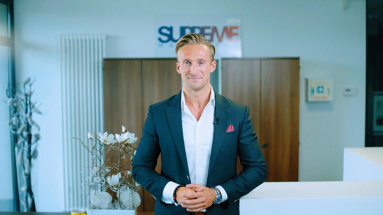 Willkommen bei Supreme Marketing