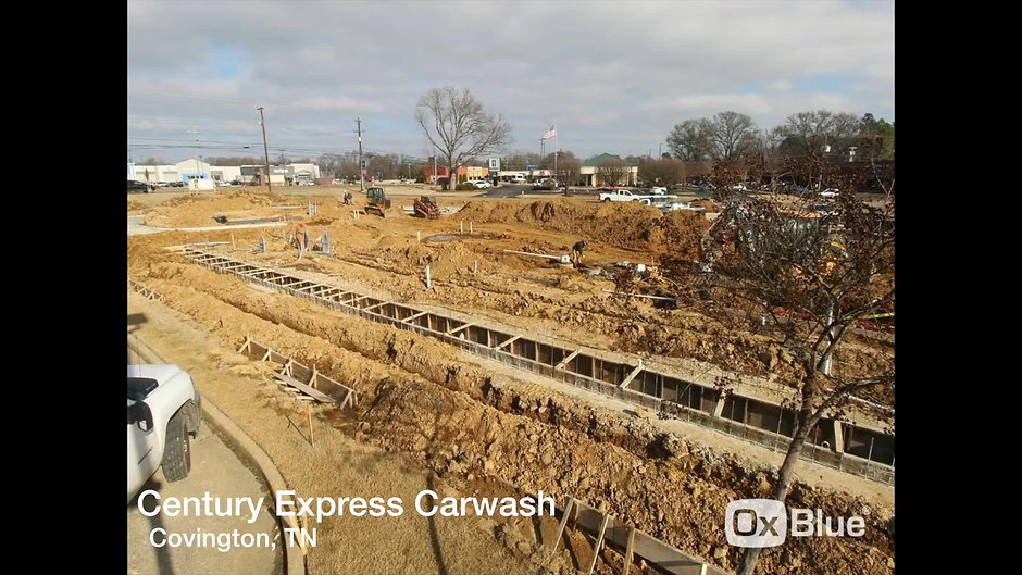 Century Express Carwash Covington, TN