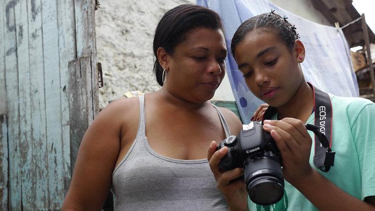 Fotopädagogische Projektarbeit in Brasilien