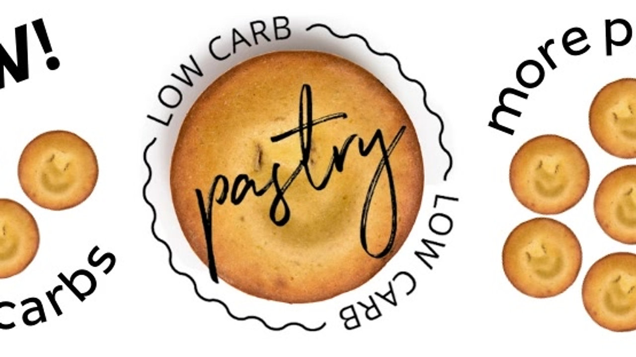 Low-Carb Pie Pastry