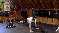 Virtual Workout #43 - Plank Wars 5 - May 13