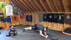 Virtual Workout 49 - Spartan Plank Wars 6 - May 21
