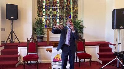 New Hope Sunday Service Worship Service 04-18-2021