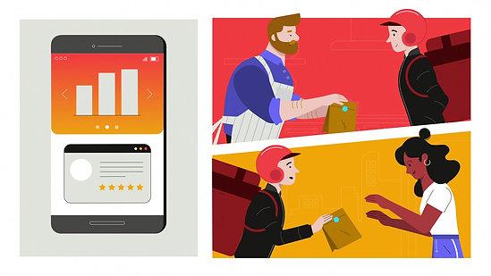 Por que é tão desafiador crescer nos apps de delivery?