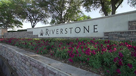 Riverstone Entrence Sign