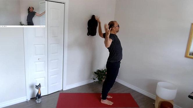 Yoga du samedi matin 25 juillet 2020