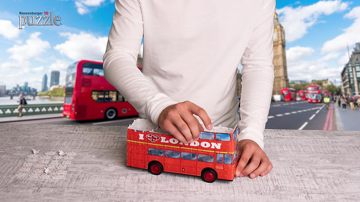 3D-Puzzle London Bus | Ravensburger