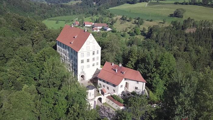 Kuratoren-Rundgang   Schloss Achberg