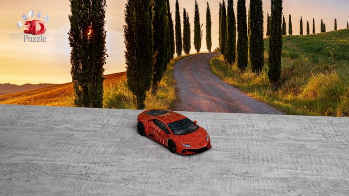 3D Puzzle Lamborghini | Ravensburger
