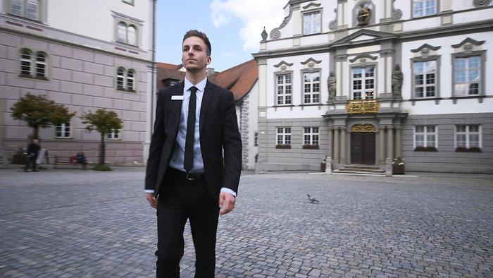 "Recruiting-Serie ""Niklas"" Teil 2 | Kreissparkasse Ravensburg"