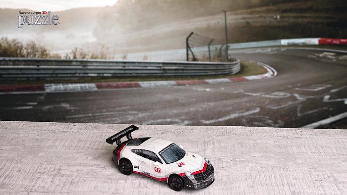 3D-Puzzle Porsche | Ravensburger