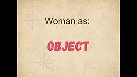Woman as Object