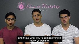 Q & A: High School Guys