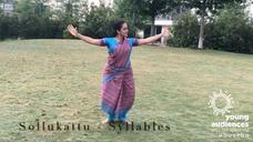 Bharathanatyam Footwork
