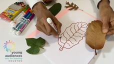 Combing Visual Arts and Literary Arts