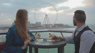 Bice Lounge at Hilton Dubai