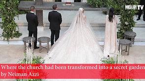 Ellie Saab Wedding