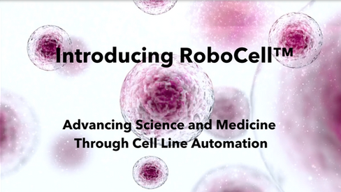 Celltrio RoboCell™ Video