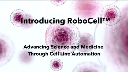 Celltrio RoboCell™ Video