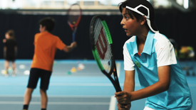 Annabel Croft Tennis Academy Open Day Video