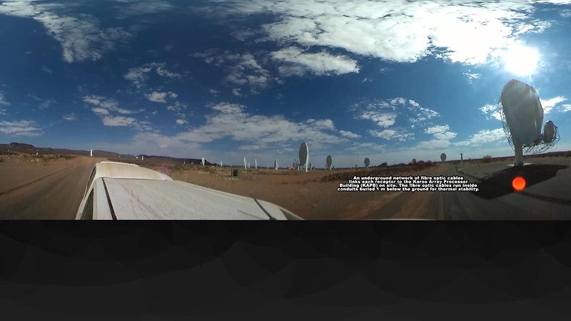 SKA 360 VR Video