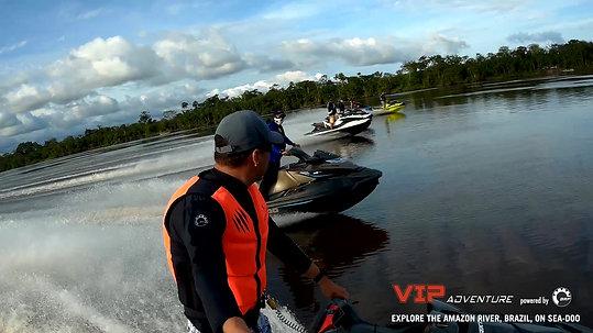 Explore the Amazon River on Sea-Doo