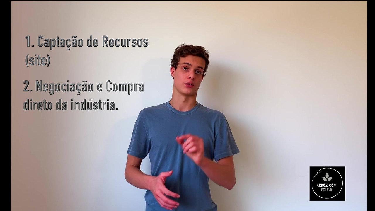 Projeto Arroz com Feijão Vídeo Oficial